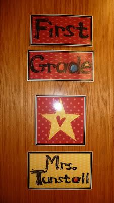 Classroom Tour 2011-2012 Part One