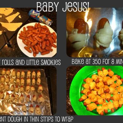 My Pastor Ate Baby Jesus