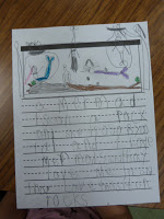 Writing and Centers