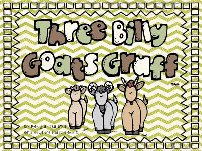Goats, Trolls, and a FREEBIE!