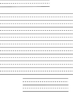 letter writing paper for primary students Explore our massive collection of free printable writing paper for boys and girls of all ages print out a page or two when you need them, or keep a.