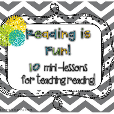 10 Lessons for Teaching Reading