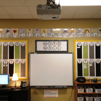 Classroom Progress 2012