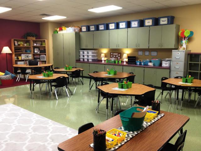 Neutral Classroom Decor ~ Classroom tour tunstall s teaching tidbits