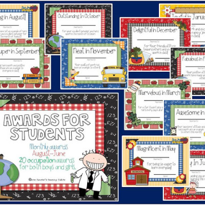 New Awards For Students