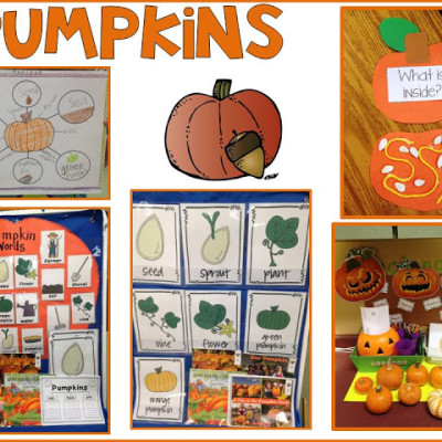 Pumpkins and Common Core… What More?