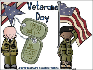 Veterans Day Unit UPDATE!