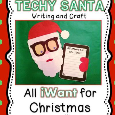 Techy Santa!
