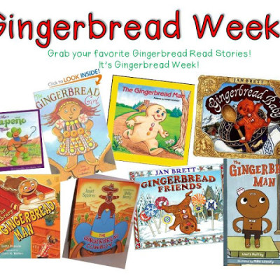 Visual Lesson Plans For Gingerbread Week