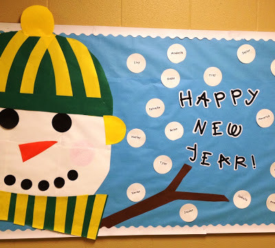 Classroom Pictures-Ready for January!