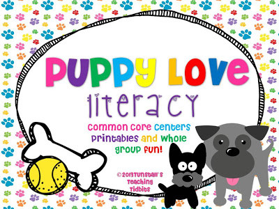 Puppy Love Literacy!