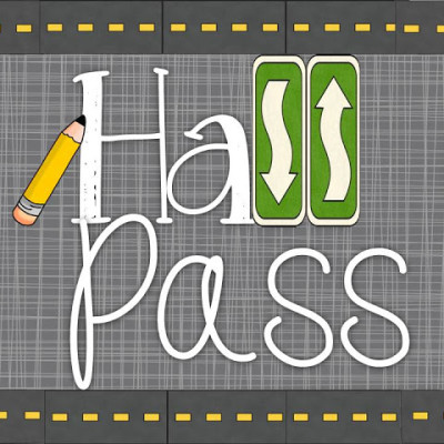 Hall Pass Linky!