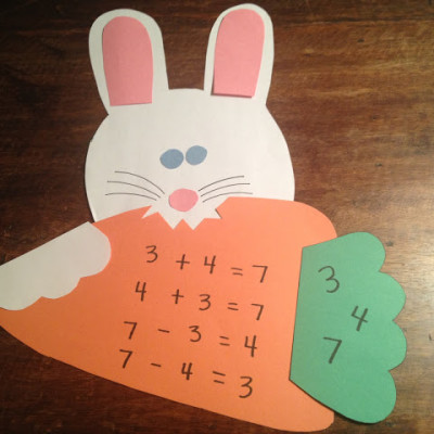 Crunchin' Numbers! {Freebie}