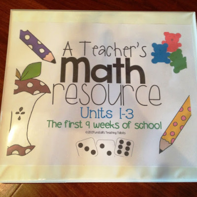A Teacher's Math Resource!