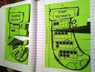 http://www.teacherspayteachers.com/Product/Kindergarten-December-Math-Journal-Interactive-Peel-and-Stick-992387