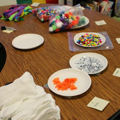Parent Gifts and a Little Math Journal