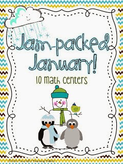 http://www.teacherspayteachers.com/Product/Jam-Packed-January-Math-Centers-462759