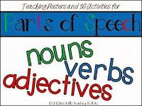 http://www.teacherspayteachers.com/Product/Parts-of-Speech-K-2-579482