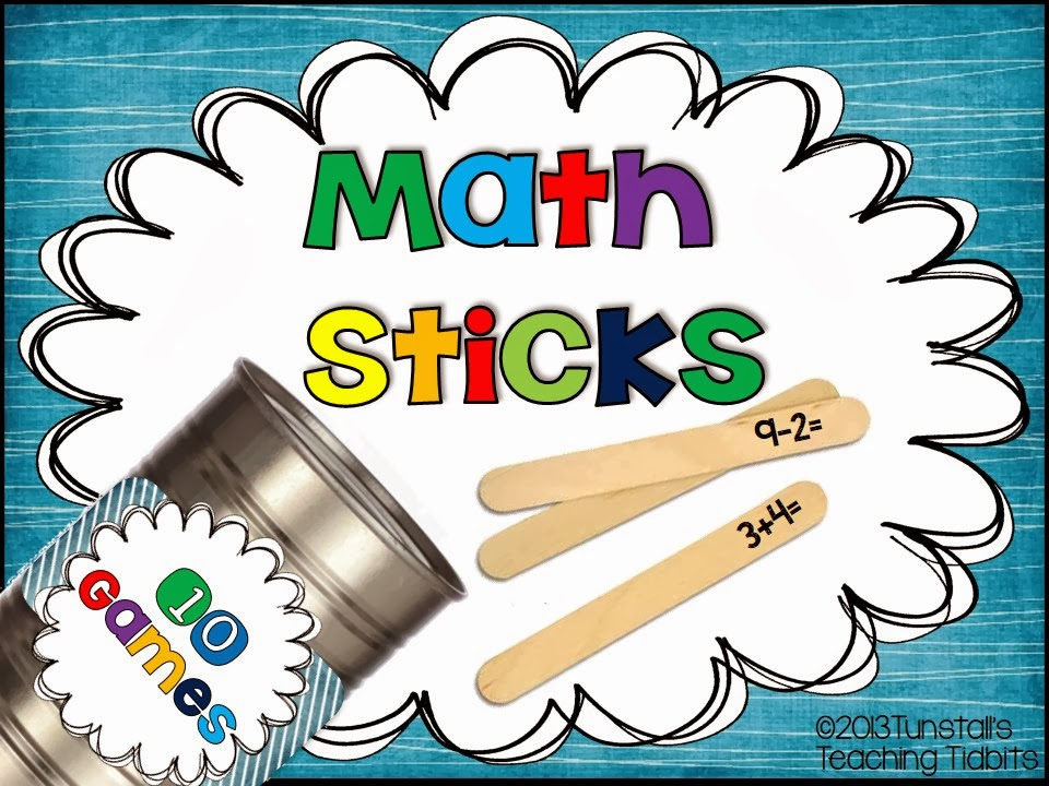 http://www.teacherspayteachers.com/Product/Math-Sticks-Ten-Engaging-Games-for-K-2-1039857