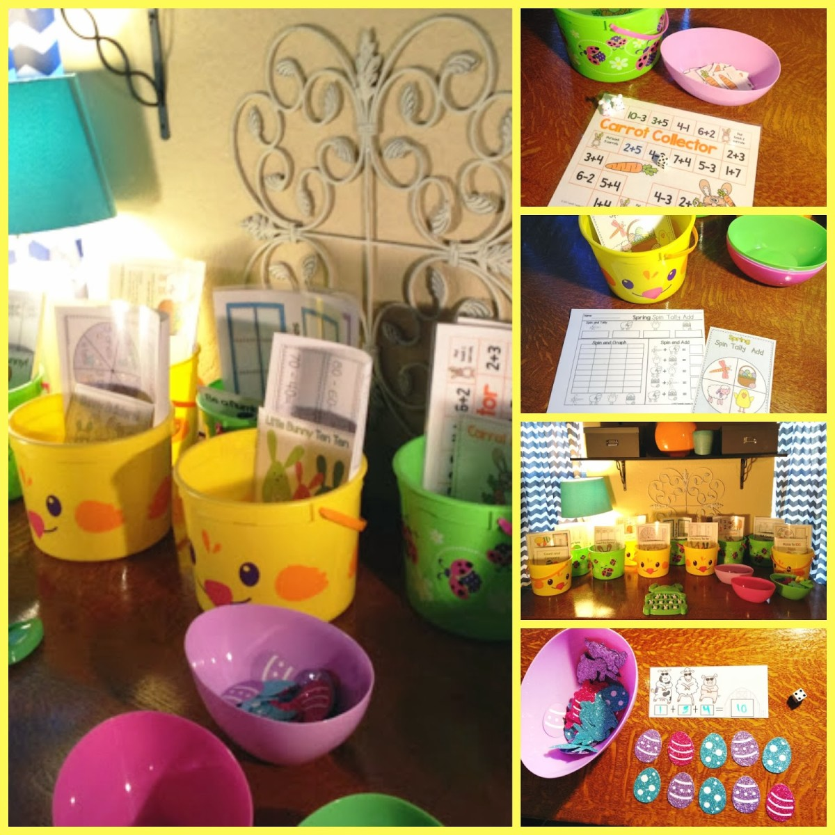 http://www.teacherspayteachers.com/Product/Spring-Centers-20-Common-Core-Math-and-Literacy-Centers-605156