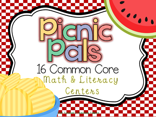 http://www.teacherspayteachers.com/Product/Picnic-Pals-16-Common-Core-Literacy-and-Math-Centers-647593