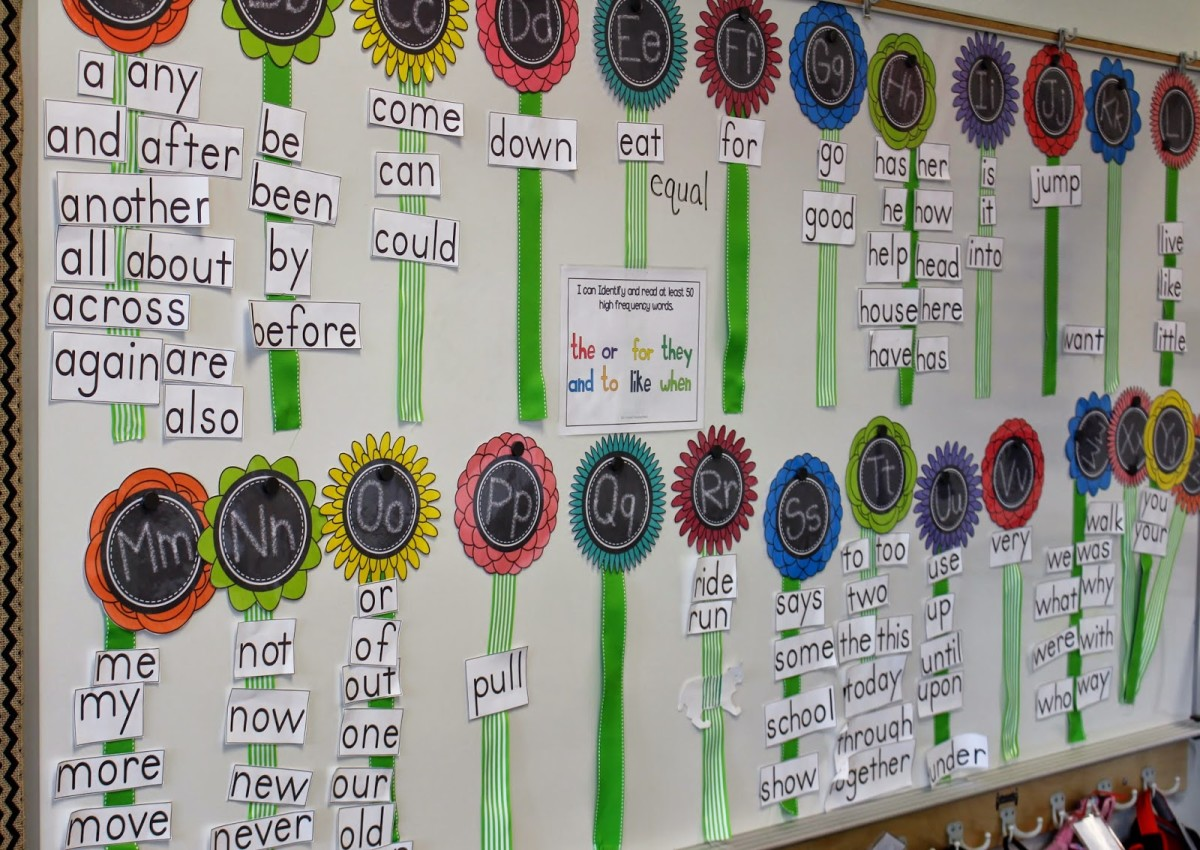 Word Wall Centers For Any Word Wall Tunstall S Teaching Tidbits