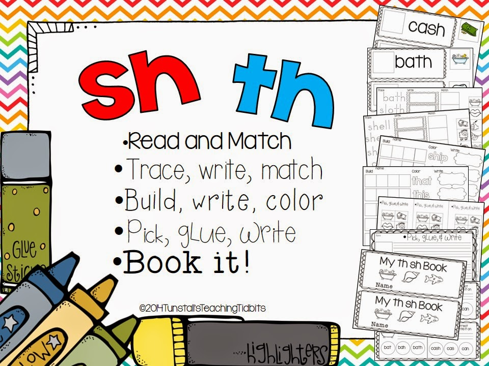 http://www.teacherspayteachers.com/Product/SH-and-TH-5-Interactive-Activities-1186506