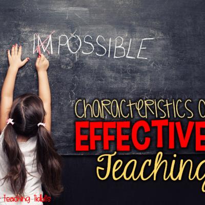 Keeping the Joy in Teaching