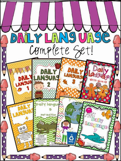 http://www.teacherspayteachers.com/Product/Daily-Language-Complete-Set-269829