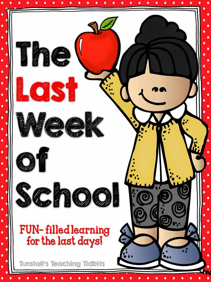 http://www.teacherspayteachers.com/Product/The-Last-Week-Of-School-247642