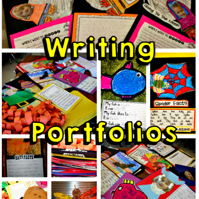Making Writing Portfolios