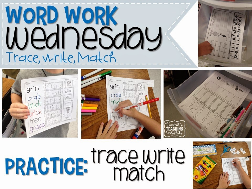Word Work Storage And Yearly Plan  TunstallS Teaching Tidbits
