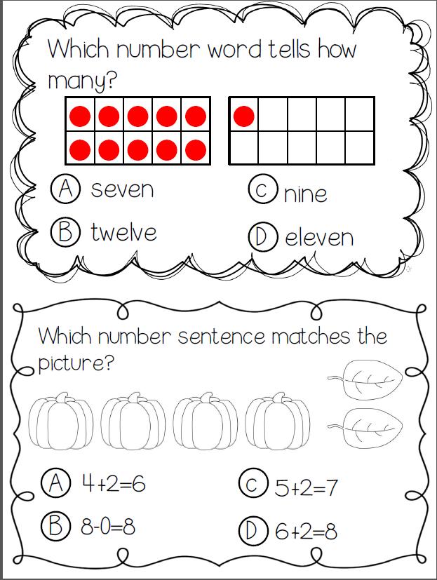 http://www.teacherspayteachers.com/Product/Taking-on-the-Test-Math-Edition-591481