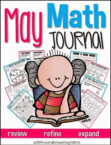 http://www.teacherspayteachers.com/Product/May-Math-Journal-Interactive-Printables-1218969
