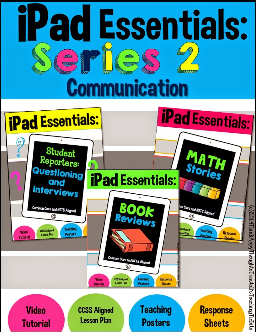 http://www.teacherspayteachers.com/Product/iPad-Essentials-Series-2-1357611