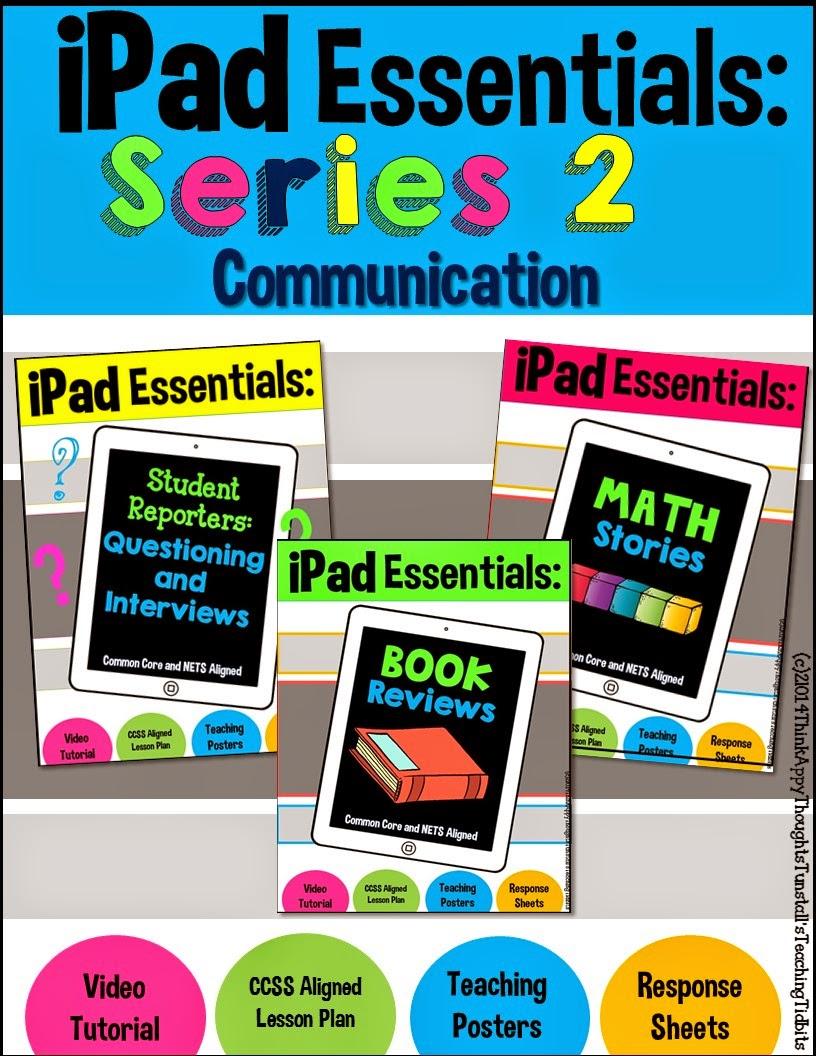 http://www.teacherspayteachers.com/Product/iPad-Essentials-Series-2-1357611
