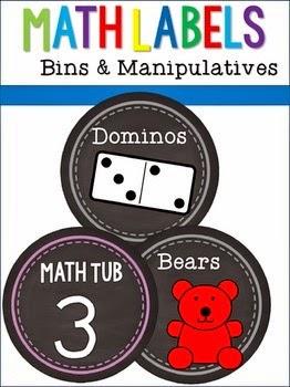 http://www.teacherspayteachers.com/Product/Math-Labels-for-Bins-and-Manipulatives-1032605