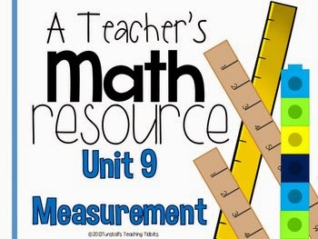 http://www.teacherspayteachers.com/Product/A-Teachers-Math-Resource-Unit-9-Measurement-1101269