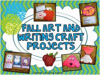 http://www.teacherspayteachers.com/Product/Fall-Art-and-Writing-Projects-287006