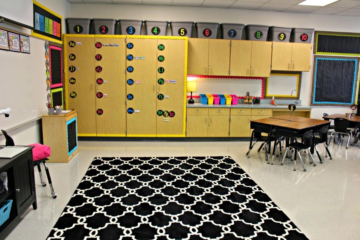 Minimalist Classroom Jobs ~ Classroom tour tunstall s teaching tidbits