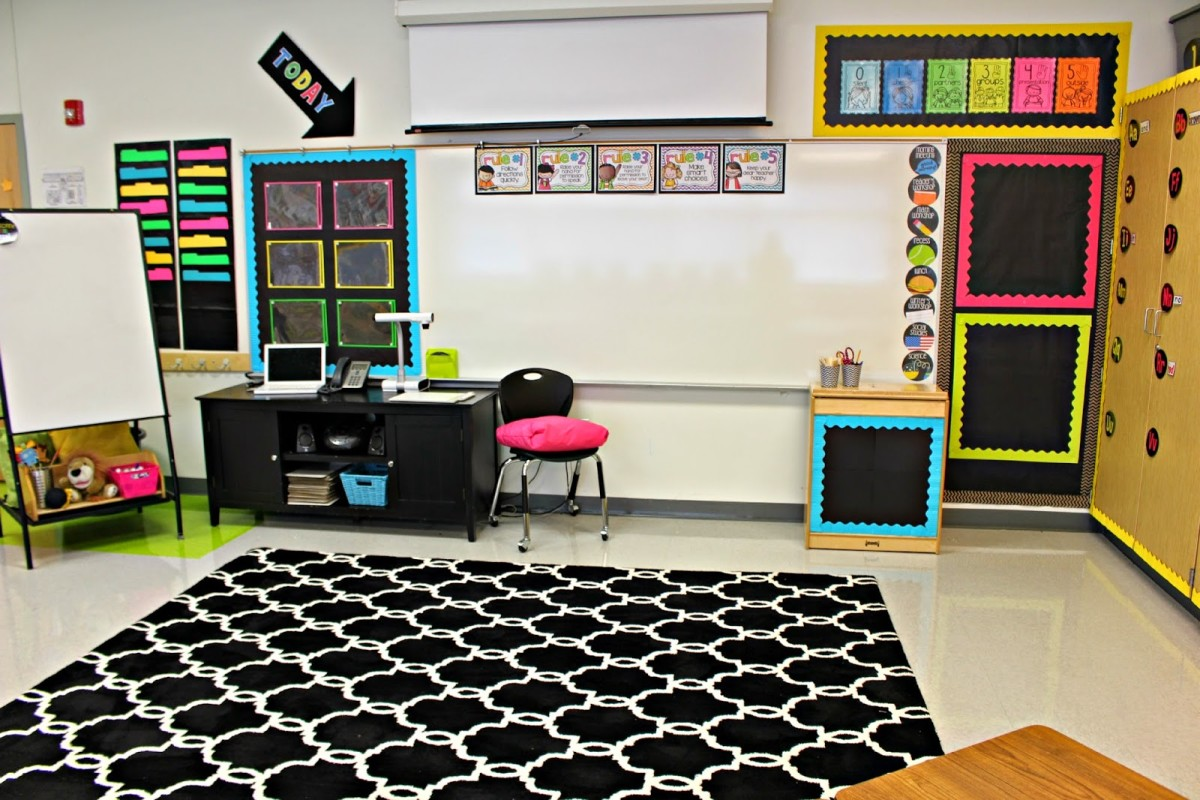 Classroom Design And Organization : Classroom tour tunstall s teaching tidbits