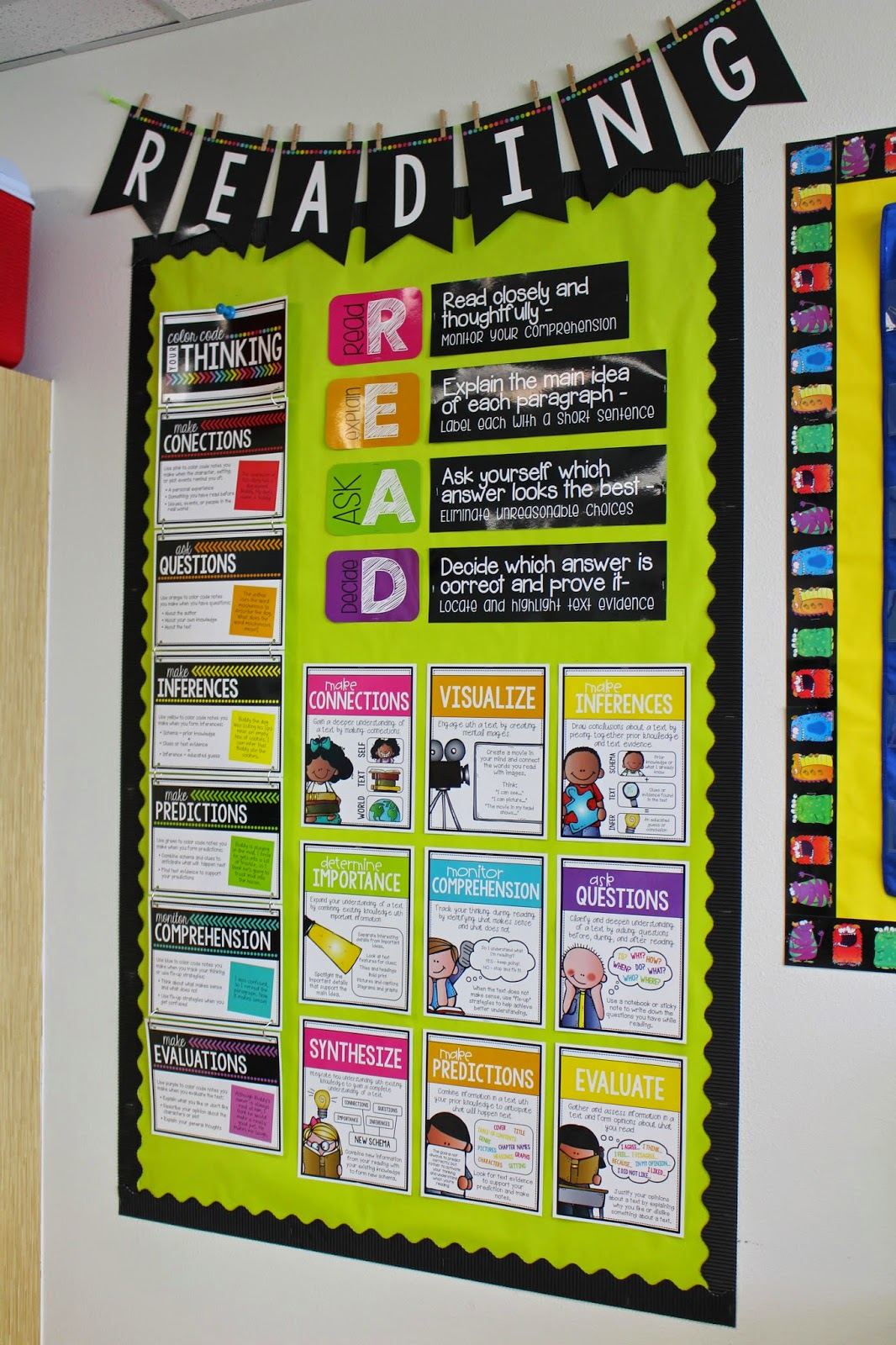 Classroom Ideas Bulletin Boards ~ Teacher week day classroom digs tunstall s teaching