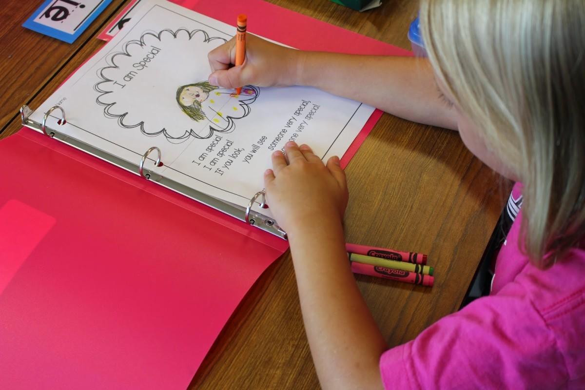 Special education homework