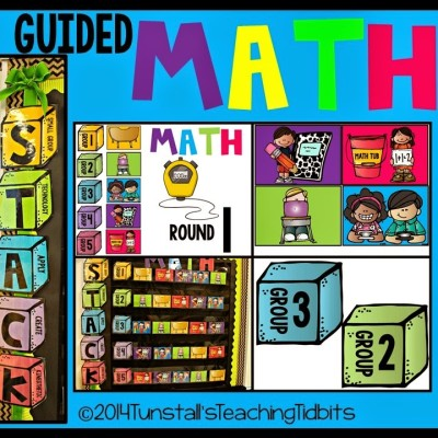 Guided Math Rotations & Explanations!