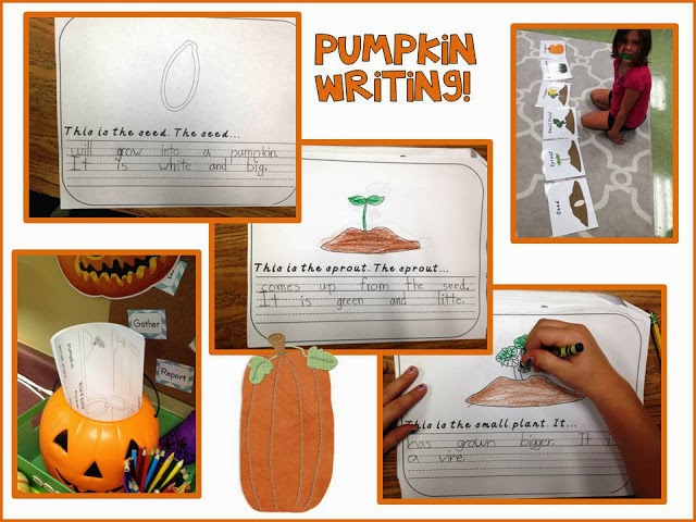 http://www.teacherspayteachers.com/Product/Pumpkin-Life-Cycle-and-More-340024