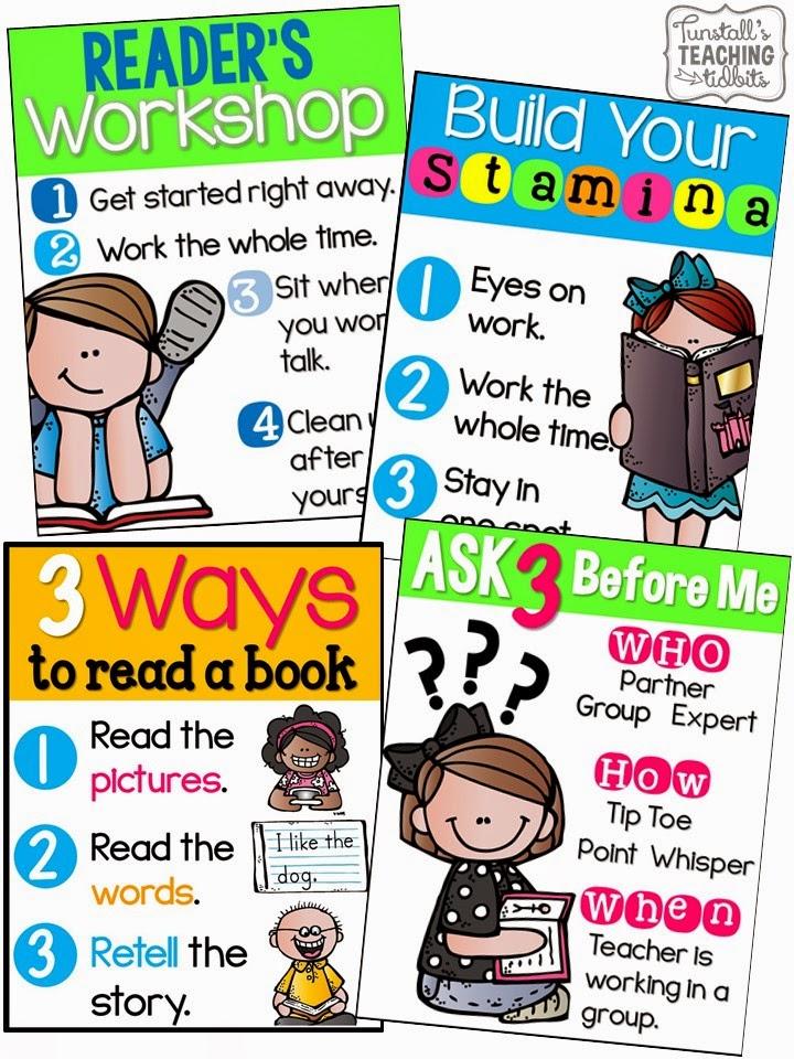http://www.teacherspayteachers.com/Product/Readers-Workshop-Posters-1374060