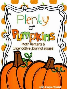 http://www.teacherspayteachers.com/Product/Plenty-Of-Pumpkins-Math-Centers-and-Interactive-Journal-Pages-912314