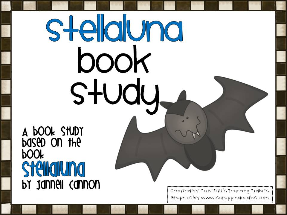 http://www.teacherspayteachers.com/Product/Stellaluna-Book-Study-159149