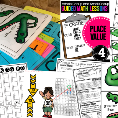 Guided Math and Place Value