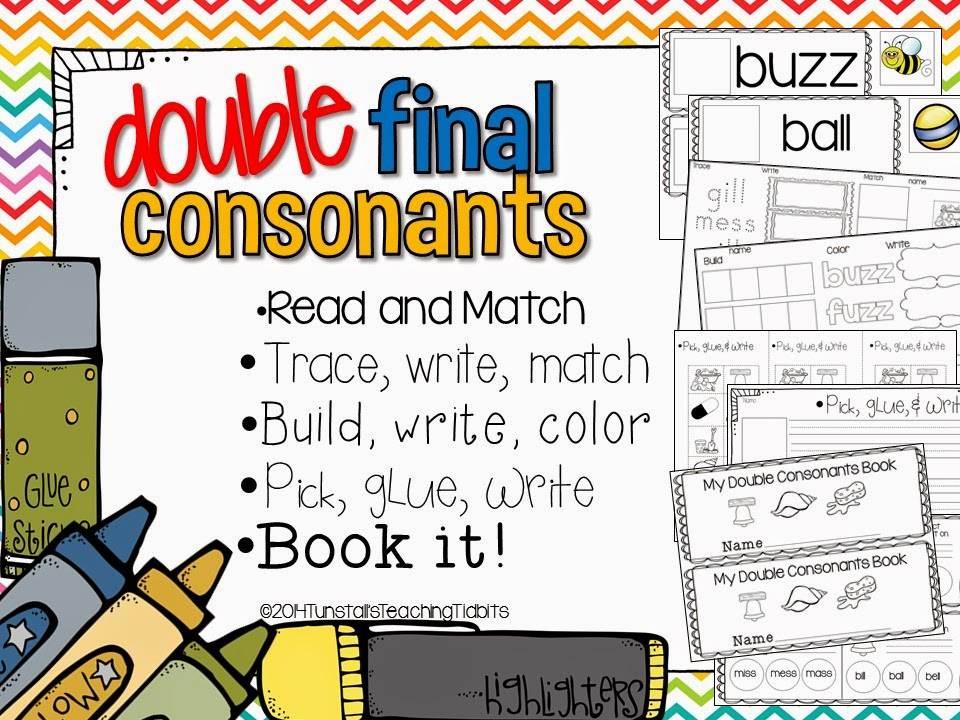 http://www.teacherspayteachers.com/Product/Double-Final-Consonants-ff-ss-ll-zz-5-Interactive-Activities-1535104
